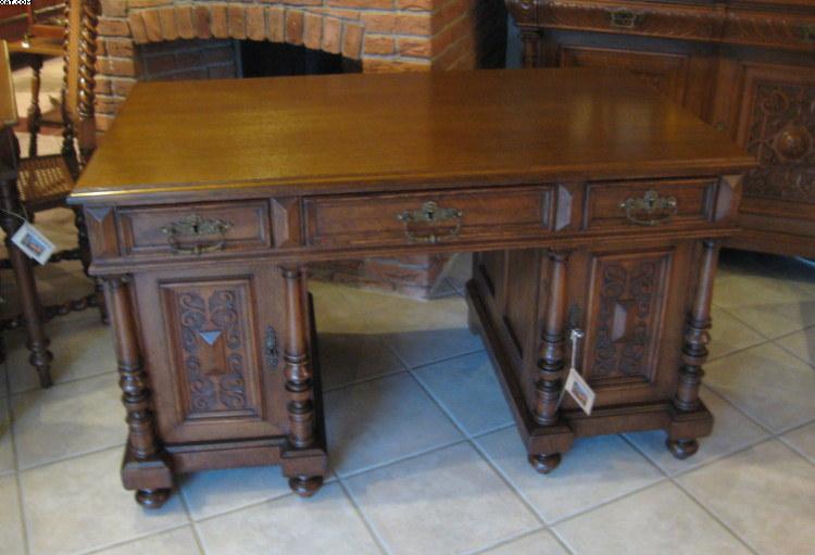 gr nderzeit schreibtisch artikel details antik alteschmiede. Black Bedroom Furniture Sets. Home Design Ideas